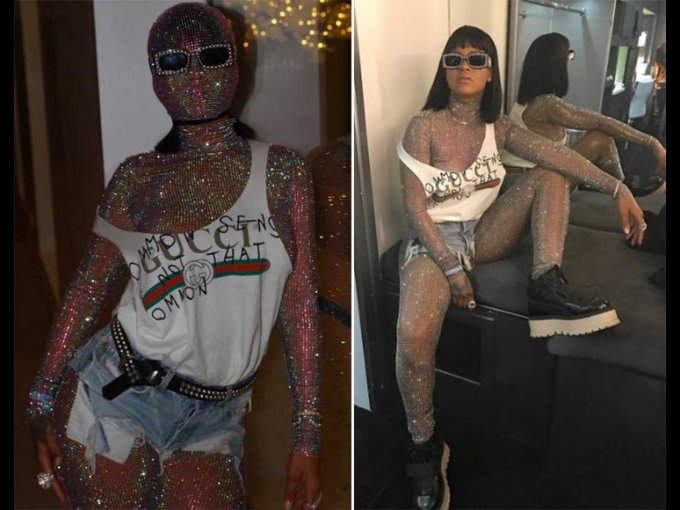 Rihanna, Coachella 2017
