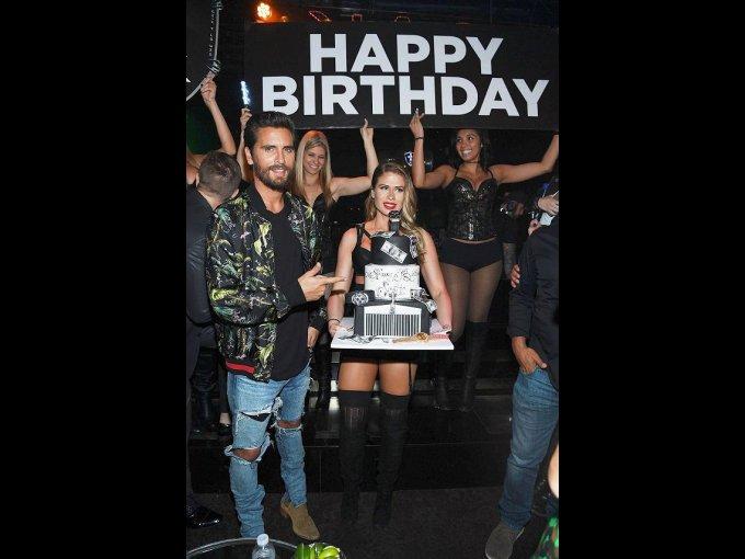 Cumpleaños de Scott
