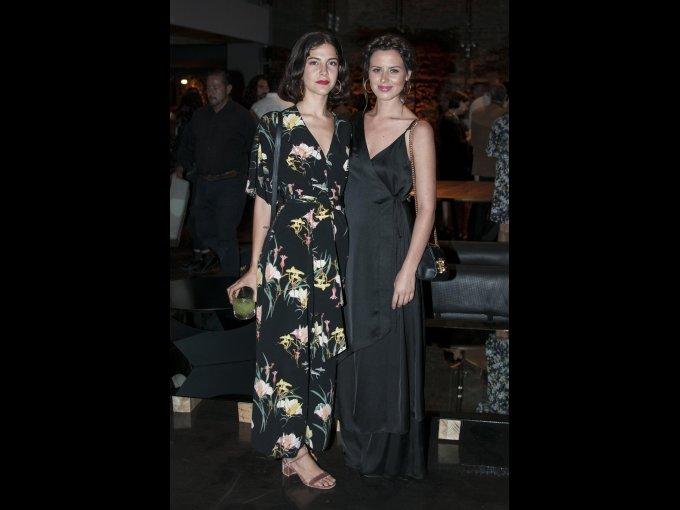 Alia González y Michelle Díaz Anderson