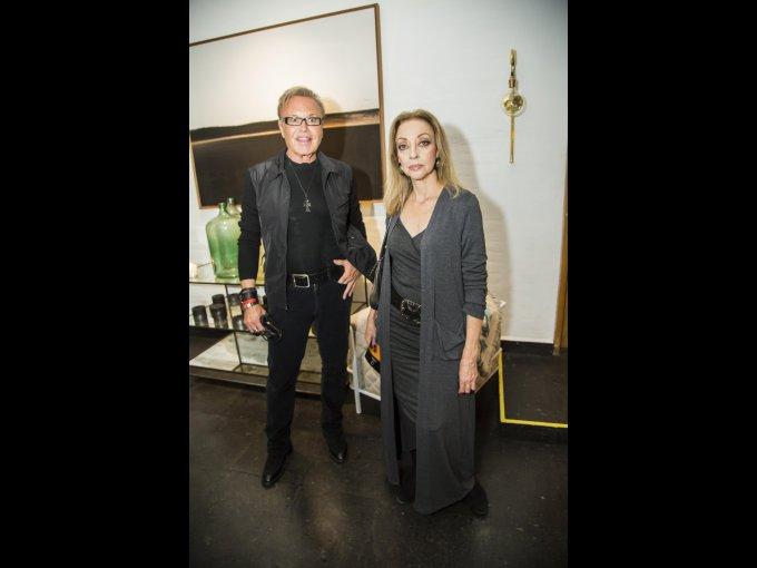 Richard Almada y Lisa Brava