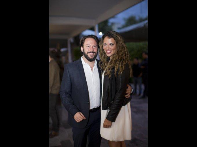 Jacobo Mekler y Paola Mekler