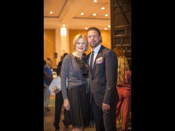 Steffen Freund e Ilka Freund