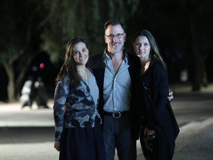 Regina Garza, Joshua Bornstein y Ana Westerman