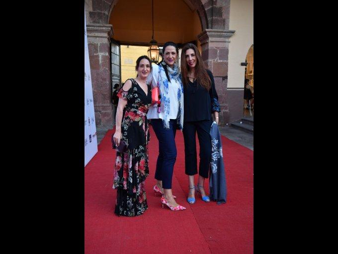 Shula Atri, Shula Shrem y Sally Azar