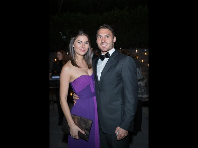 Renata García y Miguel Ramos
