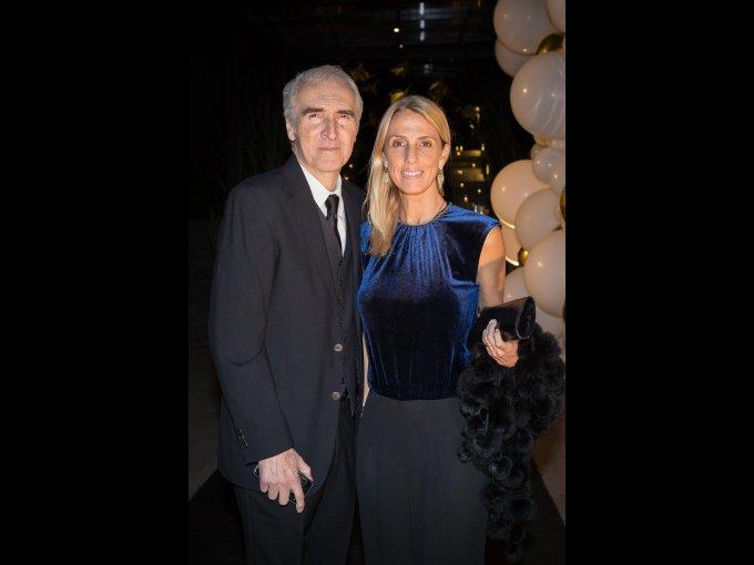 Roberto Guerrero y Marta Comella