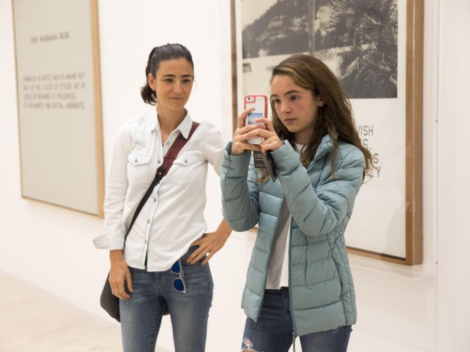 Fernanda y Carla Asali