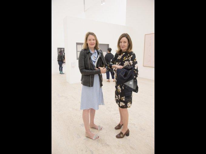 Philomene Magers e Ingrid von Werner