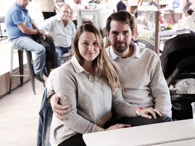 Andrea Ochoa y Pepe García