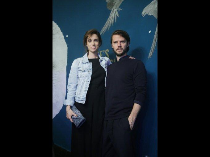 Cecilia Goslinga y Rodrigo Berrondo