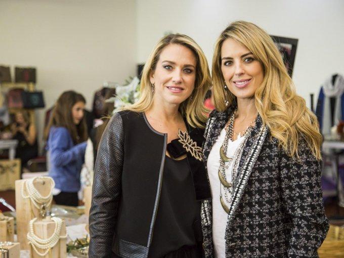 Lorena Rullán de Nieto y Claudia Isaac