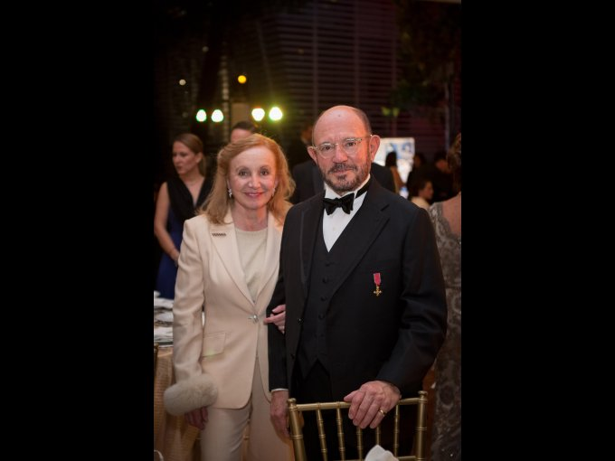 Gabriela y Miguel Jáuregui