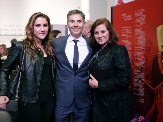 Valerie Hadad, Jonie Hadad y Laila Hadad