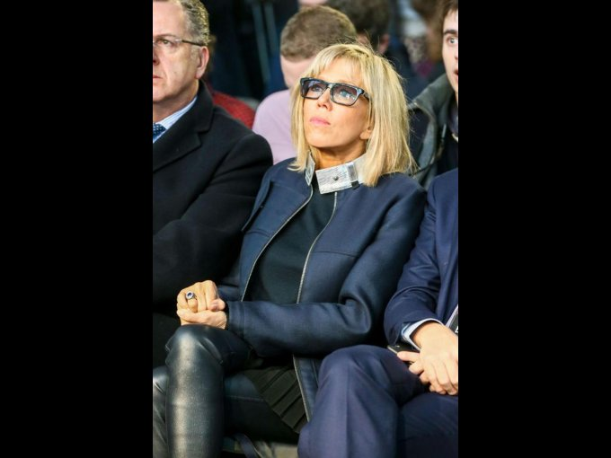Brigitte Macron de Francia