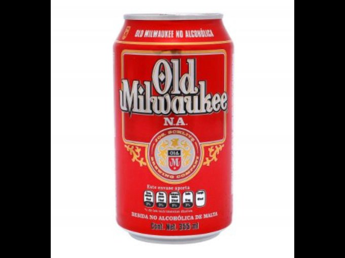 Old Milwaukee sin alcohol – 102 pesos