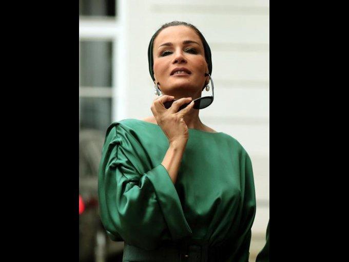 Sheikha Mozah de Catar (Jequesa)