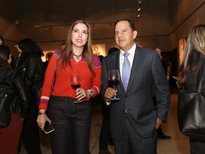 Clementina Gutiérrez y Diego Cabrero