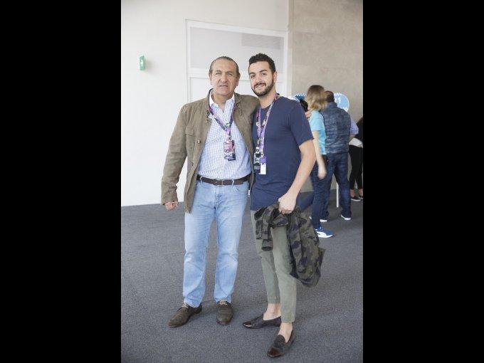 Ramón Neme y Ramón Neme