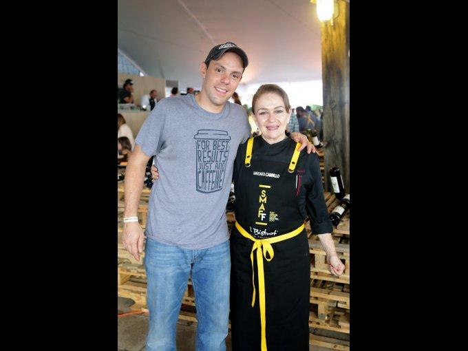 Eduardo Morali y Margarita Carrillo