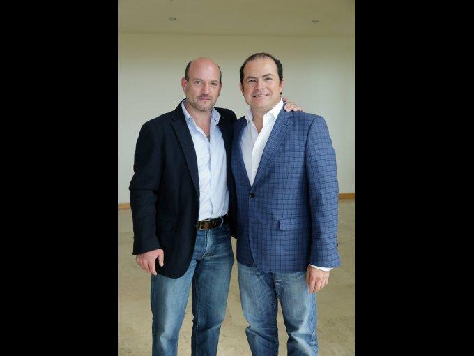 Héctor Meade y Patricio Gutiérrez