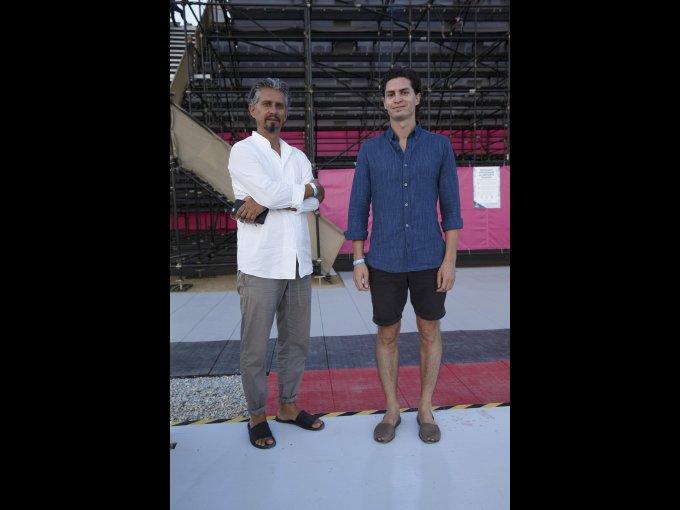 Miguel y Rafael Aragonés