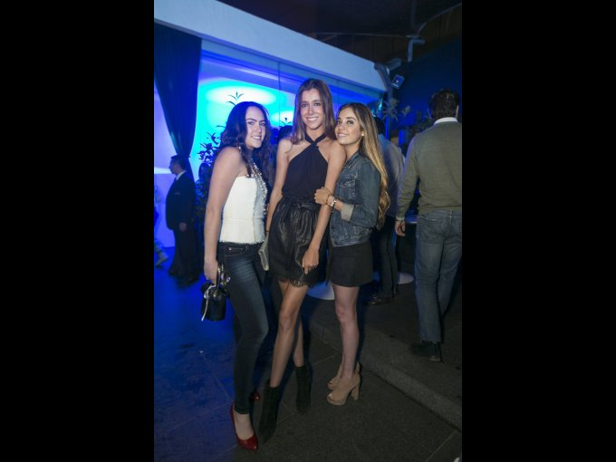 Paloma Cárdenas, Maya del Olmo y Fernanda Gil