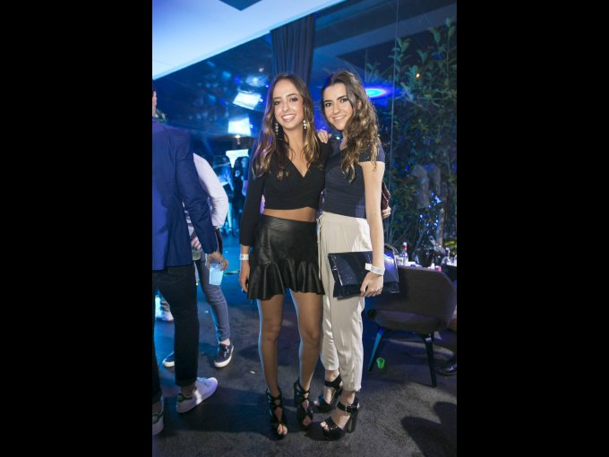 Natali Pastrana y Ana Álvarez