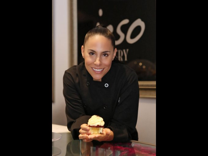 La chef Sonia Arias