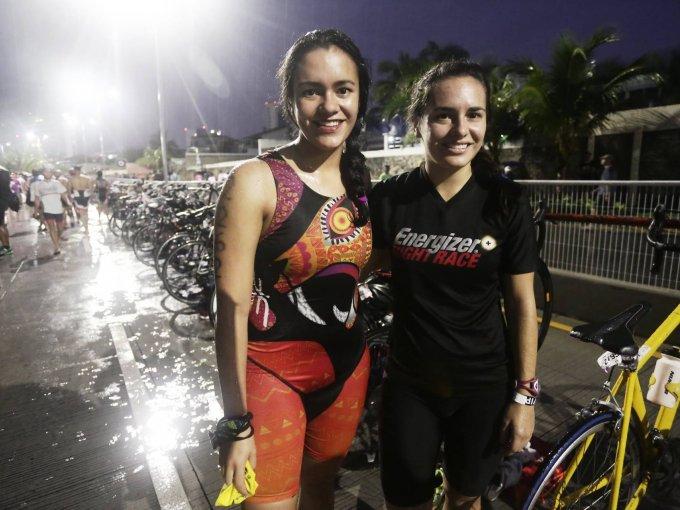 Xiadani Acevedo y Pilar Baeza