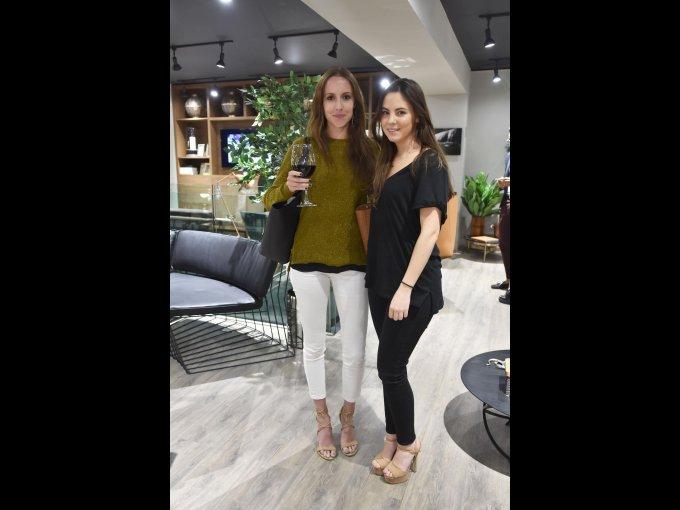 Laura Bernal y Jimena Gutiérrez