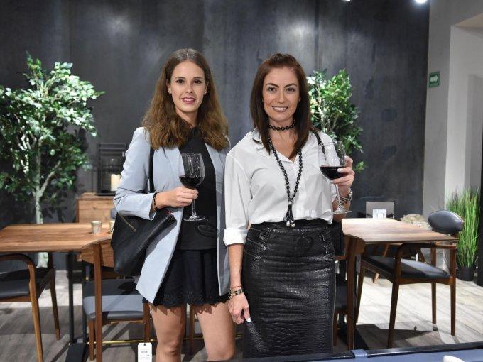 Paola Cereso y Fabiola Jímenez