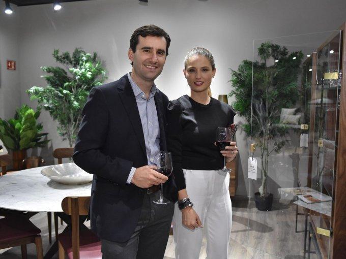Ricardo Carriedo y Mariana Rivera