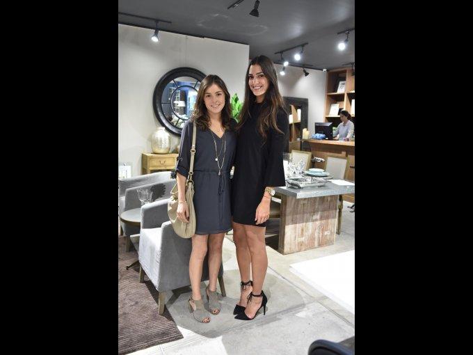 Ana Paula Serrano y Alejandra Rion