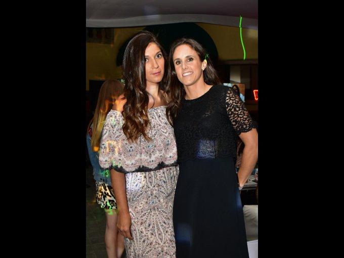 Paola Moncada y Paola Arrangoiz