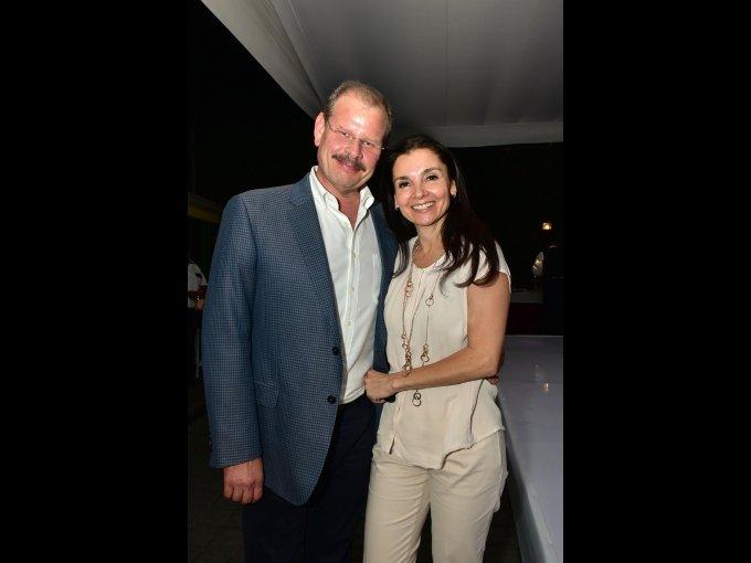 Luis Cetto y Mónica Cetto