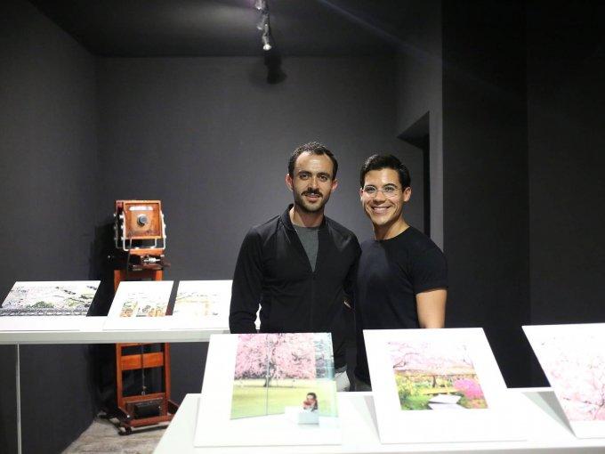 Juan José Nemer y Mauricio Álvarez