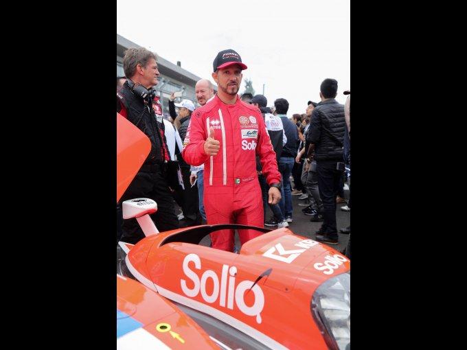El piloto mexicano Roberto González ocupó la octava posición de la categoría LMP2, misma que el año anterior ganó su hermano Ricardo