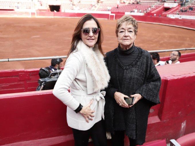 Olive Herbert y Laura de Villasant