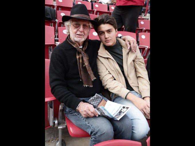 Hugo Stiglitz y Hugo Stiglitz