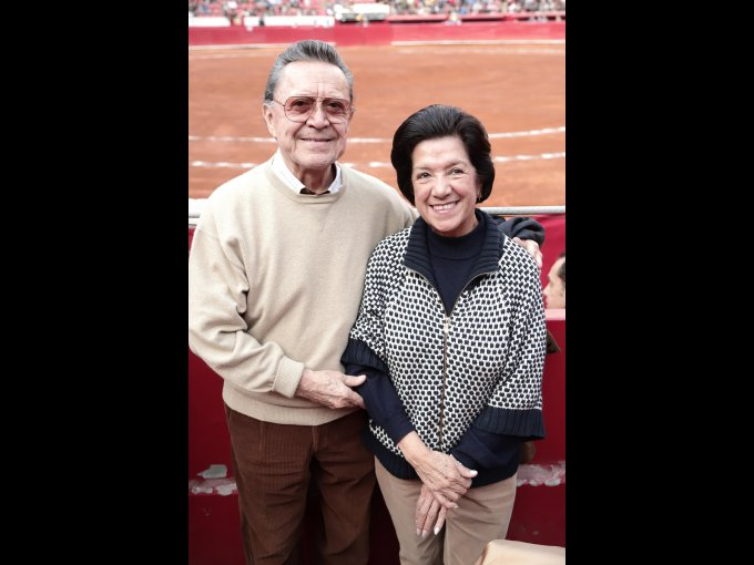 Jesús Garduño y María Eugenia Garduño
