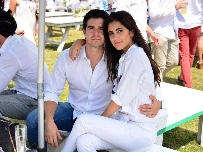 David González y Ana Cristina Gastelum