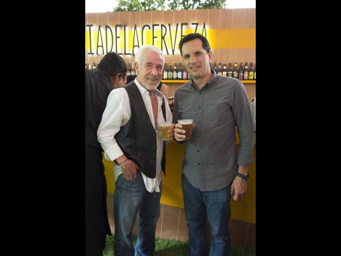 Ricardo Roel y Pablo Jiménez