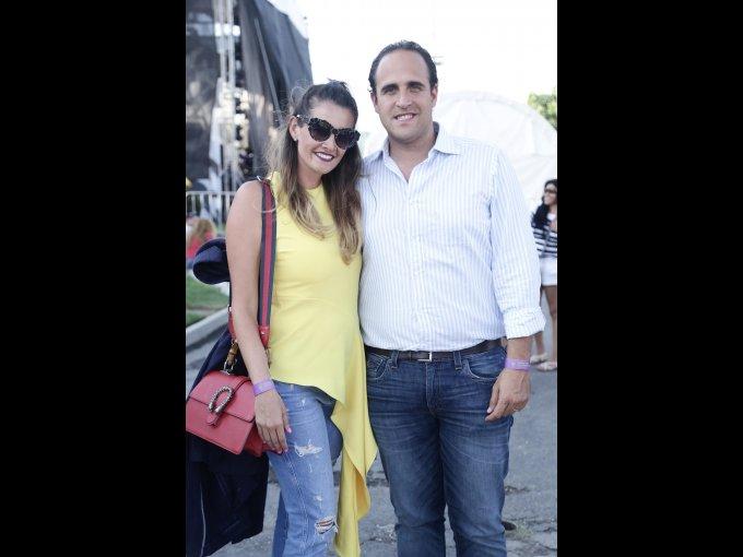 Lucy y José Ojeda