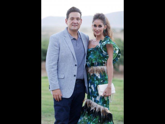 Carlos Trujillo y Griselda Amaya
