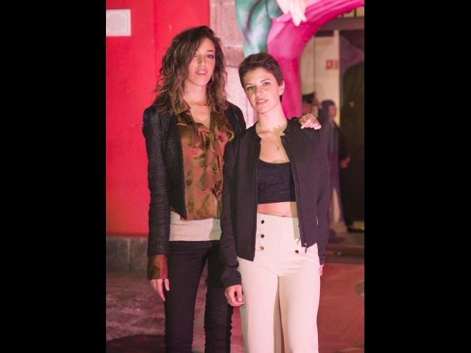 Karine Renaud y Bárbara Renaud