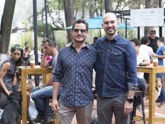Jose Julián Carrera y Rodrigo Braun