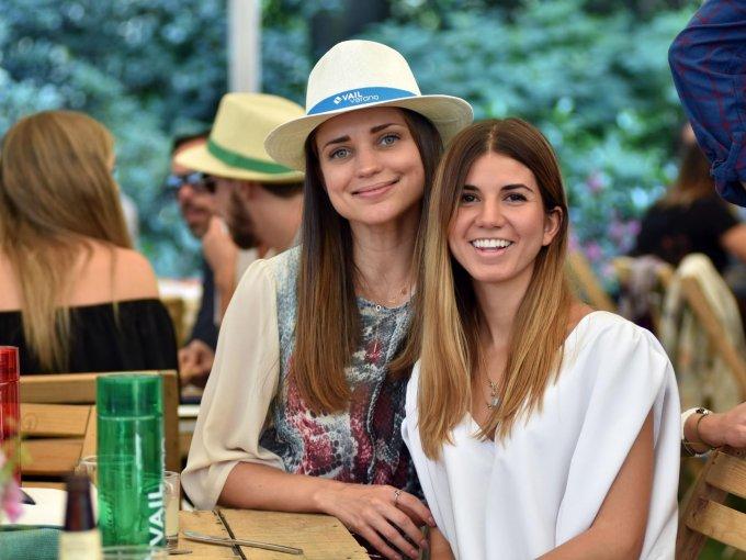 Ana Paula Ancheta y Ana María Galindo