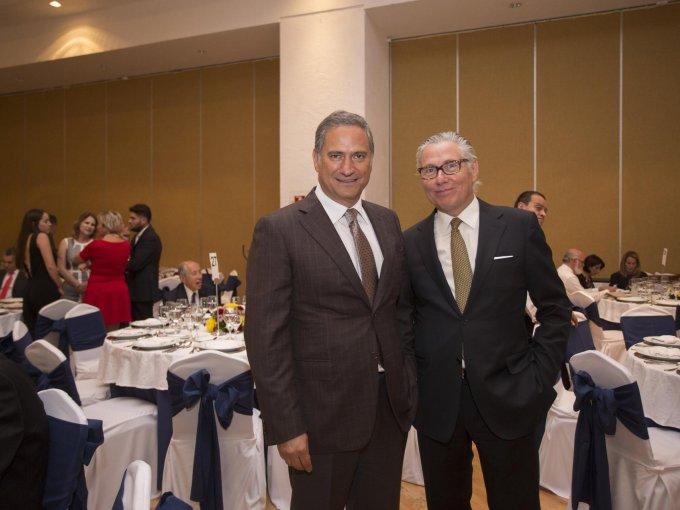 Alejandro Soberón y Víctor Murillo