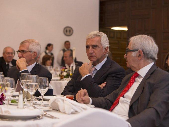 Nicolás Musi, Francisco Musi y Luis Musi