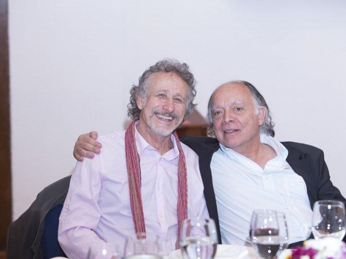 Samuel Tabachnik y Mario Palacios